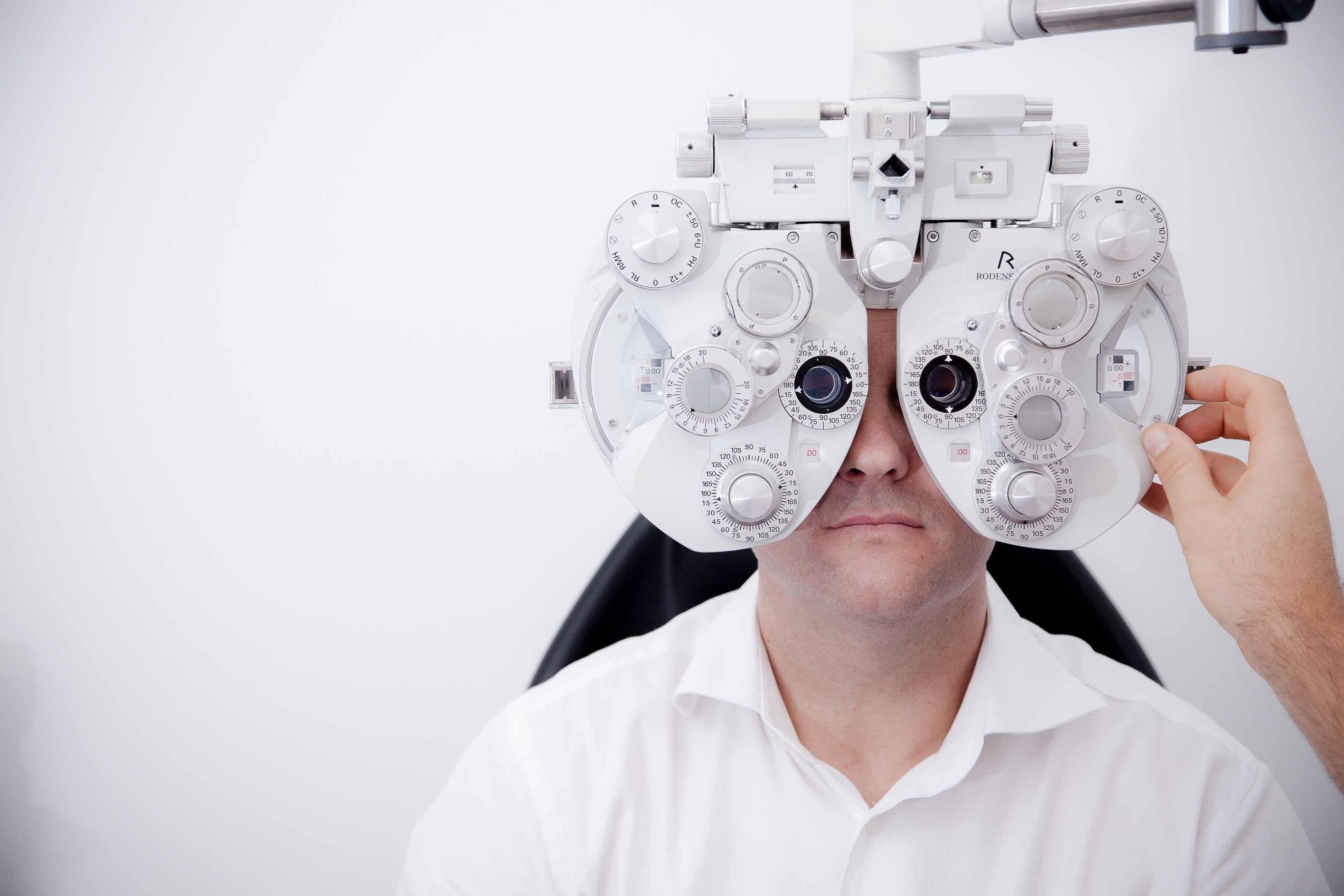 Eye Test Wangaratta