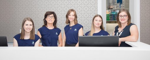 staff in Wangaratta Eye Care Optometrists